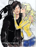 Daryl and Beth -The walking dead