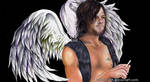 Daryl Dixon  Wings - The walking dead