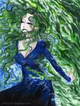 Michiru Kaioh  - one with the sea