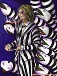 Norman Reedus special halloween - Beetlejuice