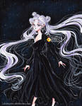 Usagi Tsukino -  la luna