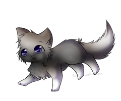 [CLOSED] Cat Adoptable - 3 points by Gingerpatch-59
