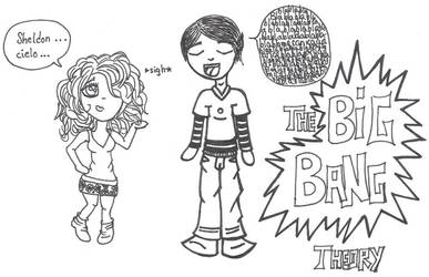 The Big Bang Theory by Eydas