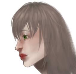 Side Profile [quick paint]