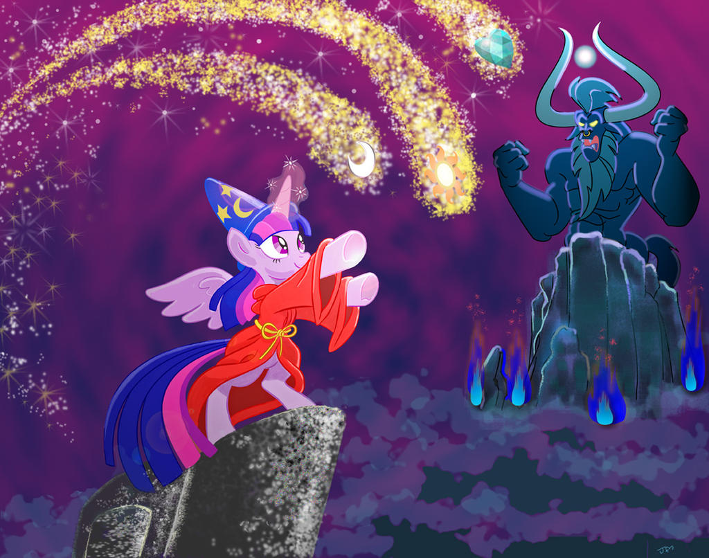 The Sorcerer's A Princess - Complete by Toonicorn