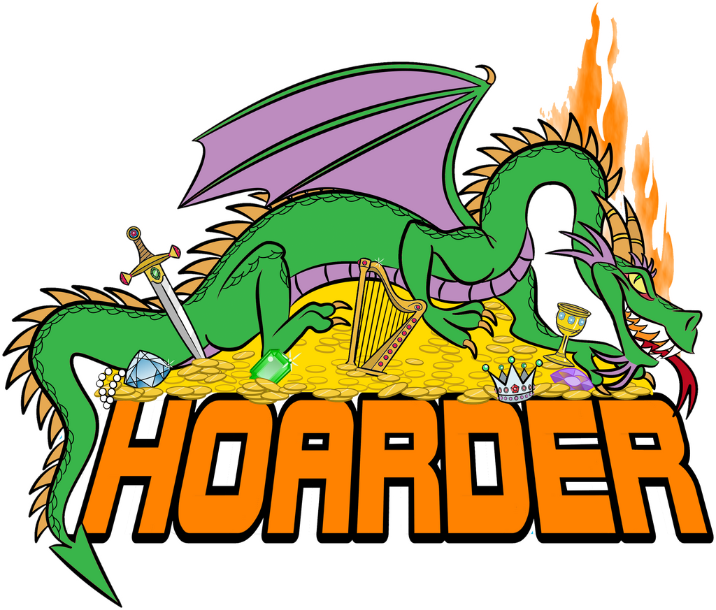 Hoarder by Toonicorn