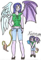 Kanna99 by ElvenHottie2006