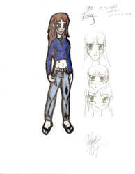 Unit Zoey by ElvenHottie2006
