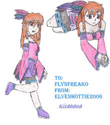 Kirahana by ElvenHottie2006