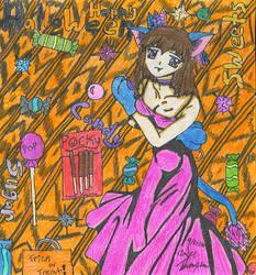 Happy Halloween Flynfreako by ElvenHottie2006