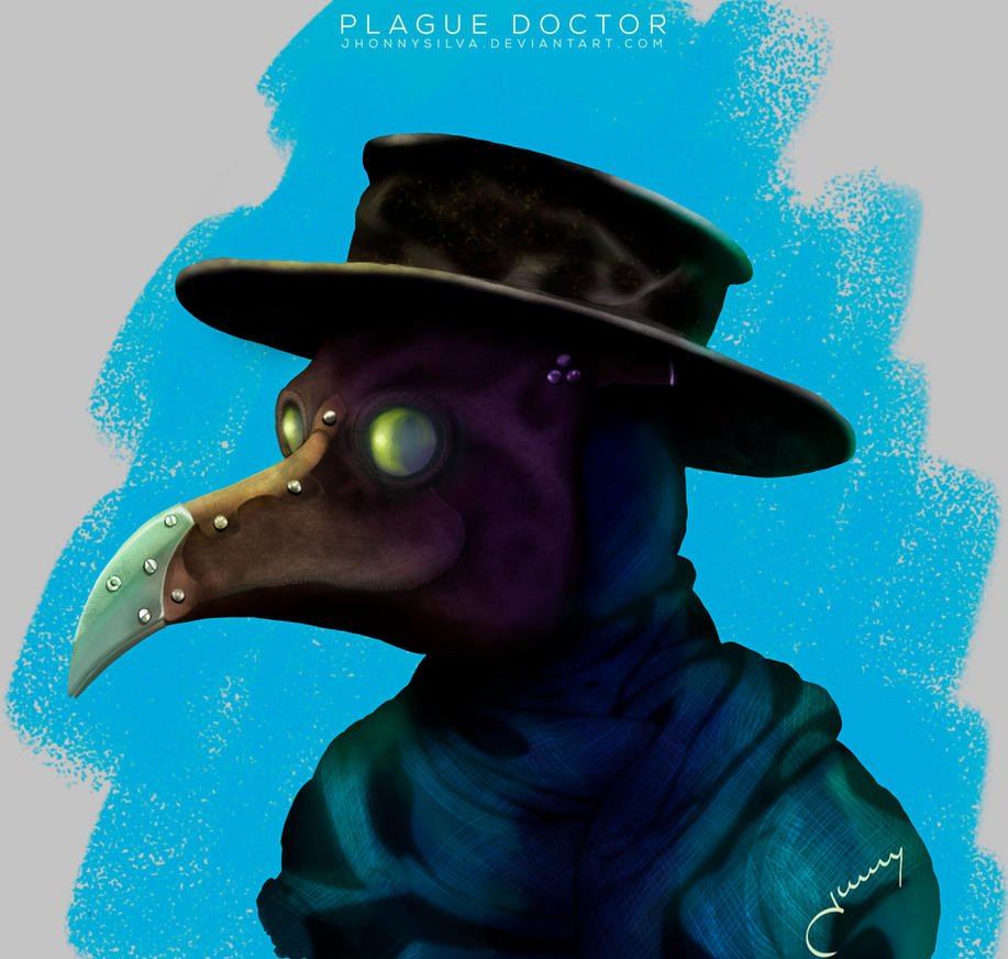Plague Doctor by JhonnySilva