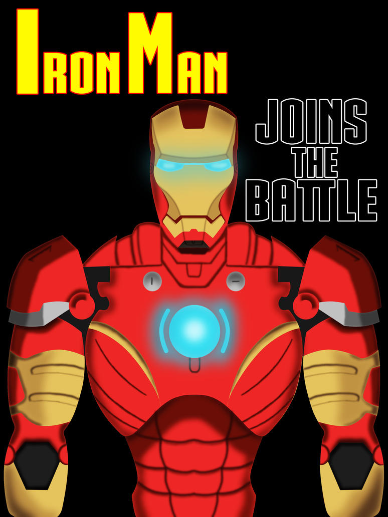 Iron Man by aure1997