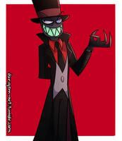 black hat by darigem-art