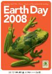 EarthDayJacksonville 2008 Poster Art
