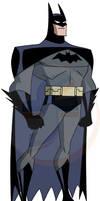Batman - TNBA/JLU mix by JTSEntertainment
