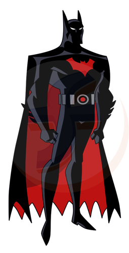 Batsuit Prototype - Batman Beyond 2.0 by JTSEntertainment ...