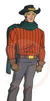 Serifan - Justice League