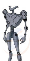 Z-8 Robot - Justice League by JTSEntertainment