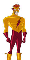 Kid Flash - Justice League Unlimited
