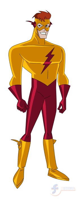 Kid Flash Justice League Unlimited By JTSEntertainment On DeviantArt