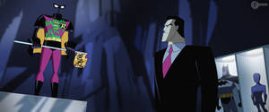 Batman v Superman DCAU - Robin's Memorial by JTSEntertainment