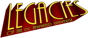 Legacies of the DC Animated Universe - Logo