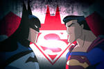 Batman v Superman - DCAU Face-Off
