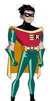 Robin - 'Teen Titans' DCAU Style by JTSEntertainment