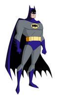Batman - 'Super Friends' DCAU Style by JTSEntertainment
