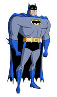Batman - 'The Brave and the Bold' DCAU Style by JTSEntertainment