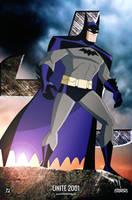 UNITE 2001 - Batman by JTSEntertainment