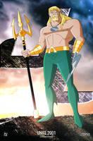 UNITE 2001 - Aquaman by JTSEntertainment
