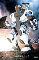 UNITE 2001 - Cyborg by JTSEntertainment