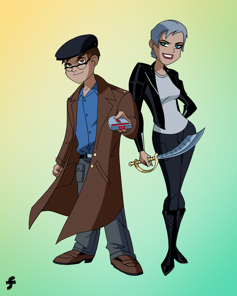 Tom and Aubrey | COMMISSION by JTSEntertainment