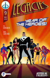 Legacies of the DCAU #9 - NOW ONLINE!