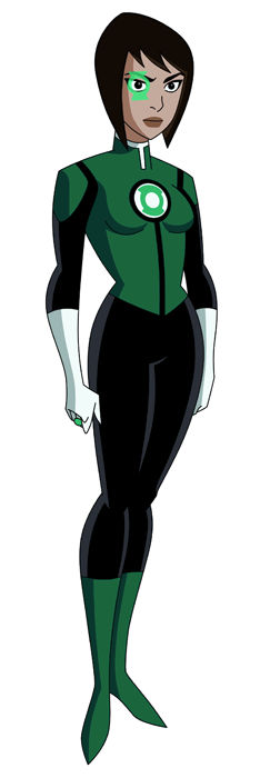 Jessica Cruz - Justice League vs the Fatal Five