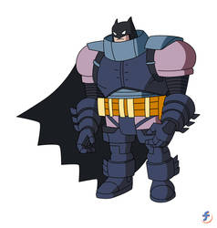 Dark Knight Returns Batman The Adventures Continue