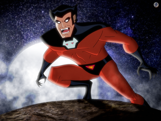 Timber Wolf - Justice League Unlimited