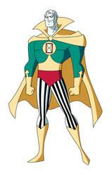 Chronos - Justice League Adventures