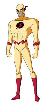 Reverse Flash - Justice League Adventures