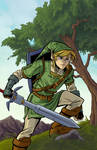 Legend of Zelda Link FINAL