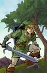 Legend of Zelda Link FINAL