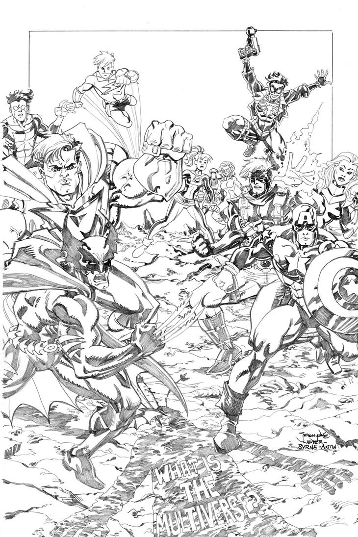 Secret Wars 2 homage commish by thejeremydale