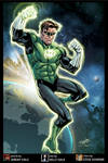 CONPRINT Green Lantern