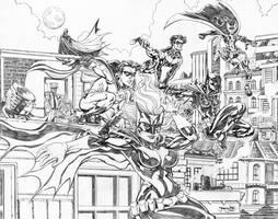 Gotham United HEROES auction
