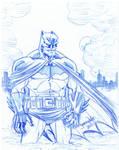 SKRATCHADAY Best: Dark Knight