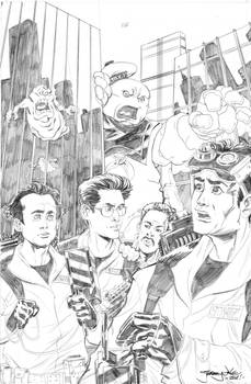 HEROESCON 11 Ghostbusters p