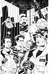 HEROESCON Ghostbusters INKS