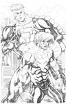 Legion Timberwolf Colossal Boy