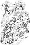 Legion of Super-Heroes 3BOOT